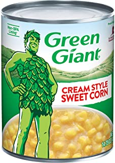 Green Giant Cream Style Sweet Corn, 14.75 Ounce Can