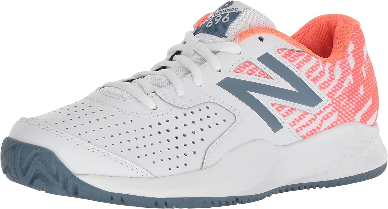 New Balance Women's 696v3 Hard Court Tennis shoes