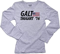 Hollywood Thread Galt Taggart 2016 - Campaign Election Women's Long Sleeve T-Shirt