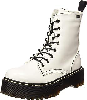 Amazon.es: Blanco - Botas / Zapatos para mujer: Zapatos y ...