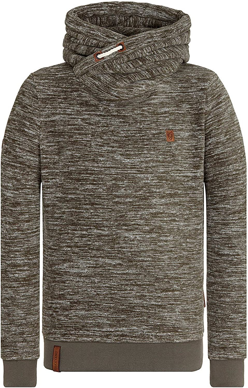 Sweater Hooded Men Naketano Gern Gesehener Gast III Hoodie