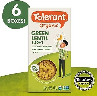Best tolerant lentil pasta Reviews