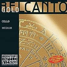 Thomastik Belcanto Gold Cello C String - 4/4 size - Medium Gauge
