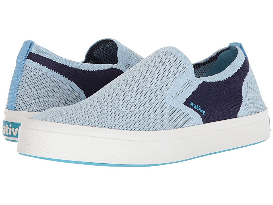 Native Shoes Miles 2.0 Liteknit (Sky Blue/Regatta Blue/Shell White) Shoes