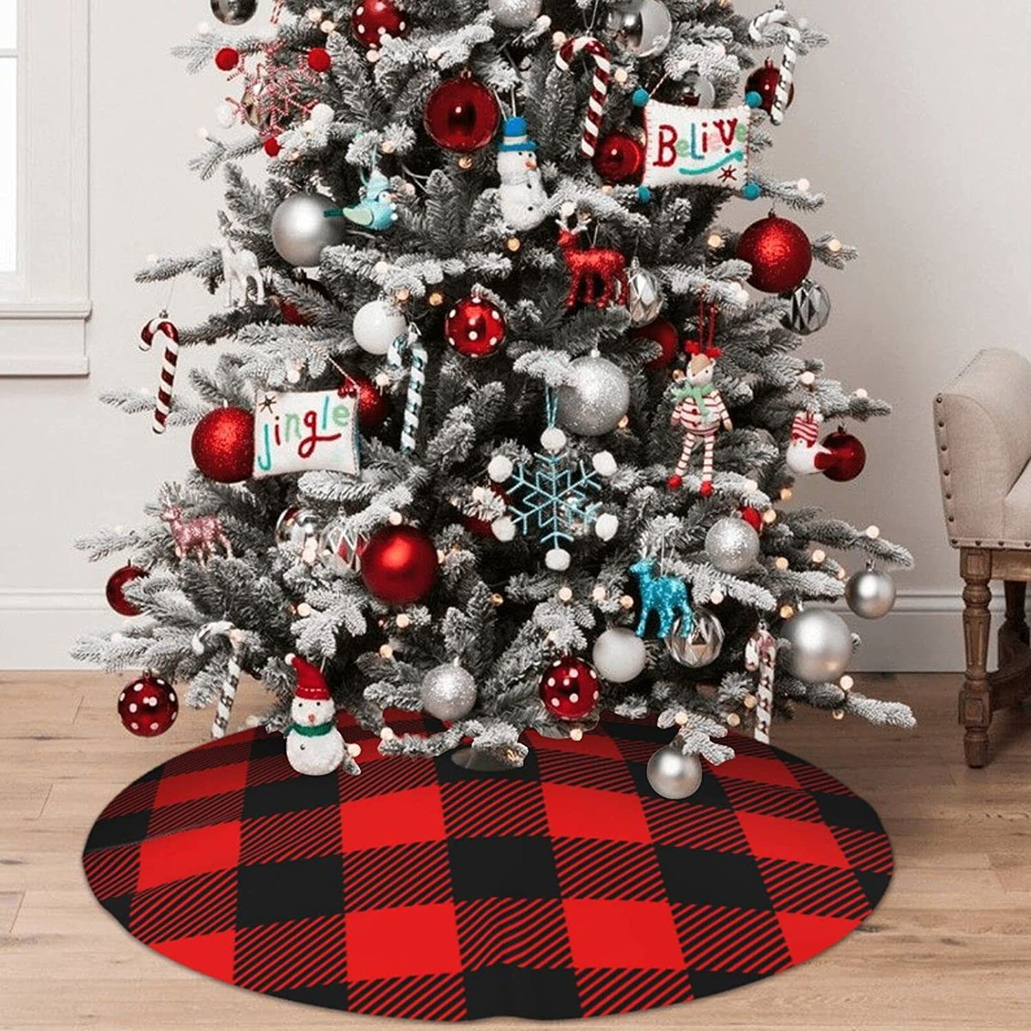 Max 88% Sales OFF Tree Skirt Holiday Party Small Sunflower Supplies Christmas