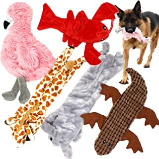 Jalousie Dog Toy Value Packs Christmas Dog Surprise Toys Christmas Stocking for Dogs Hanging Socks for Pets Squeaky Toys Plush Toys Rope Toys