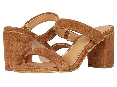 Soludos Ines Heel (Walnut) Women