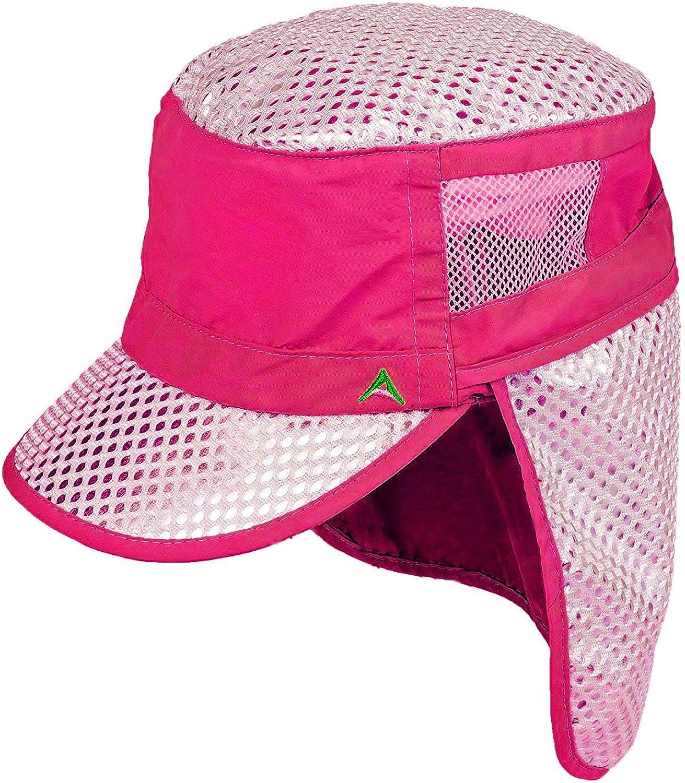 Alchemi Sun Hats Sun Desert Hat, Hot Pink