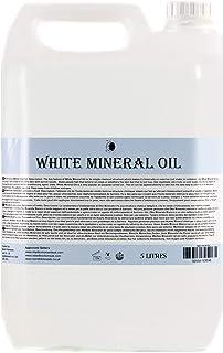Mystic Moments L'Huile Minérale Blanche - 5 litres - 100% Pure