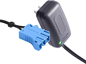 12V Charger for Peg Perego Ride On Car, 12 Volt Battery Charger Works with Peg-Perego John Deere Ground Force Tractor John Deere Gator XUV Polaris Outlaw Citrus Polaris RZR 900