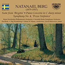 Natanael Berg: Suite from
