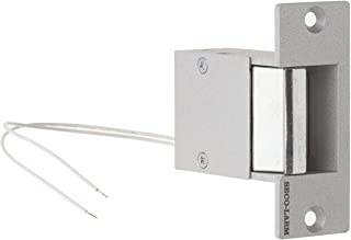 """Seco-Larm SD-995A-D3Q ENFORCER Weatherproof Door/Gate Strike, Fail-secure operation, One piece cast body, Low current draw 310mA@12VDC, Compatible with most locksets, Extra wide keeper 1-5/8"""""""