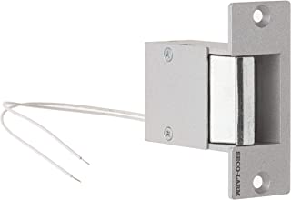Seco-Larm SD-995A-D3Q ENFORCER Weatherproof Door/Gate Strike, Fail-secure operation, One piece cast body, Low current draw 310mA@12VDC, Compatible with most locksets, Extra wide keeper 1-5/8