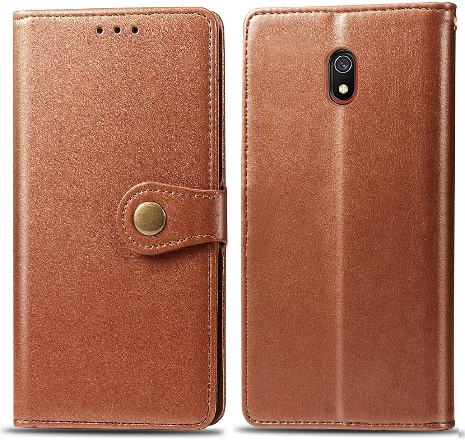 YANGJIE Mobile Cases Great Luxury goods for Xiaomi 8A Solid Retro Color Ranking TOP9 Redmi