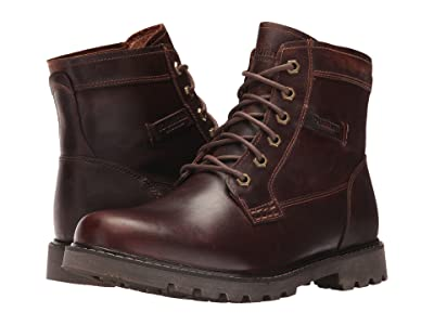 Dunham Royalton Boot Waterproof (Brown) Men