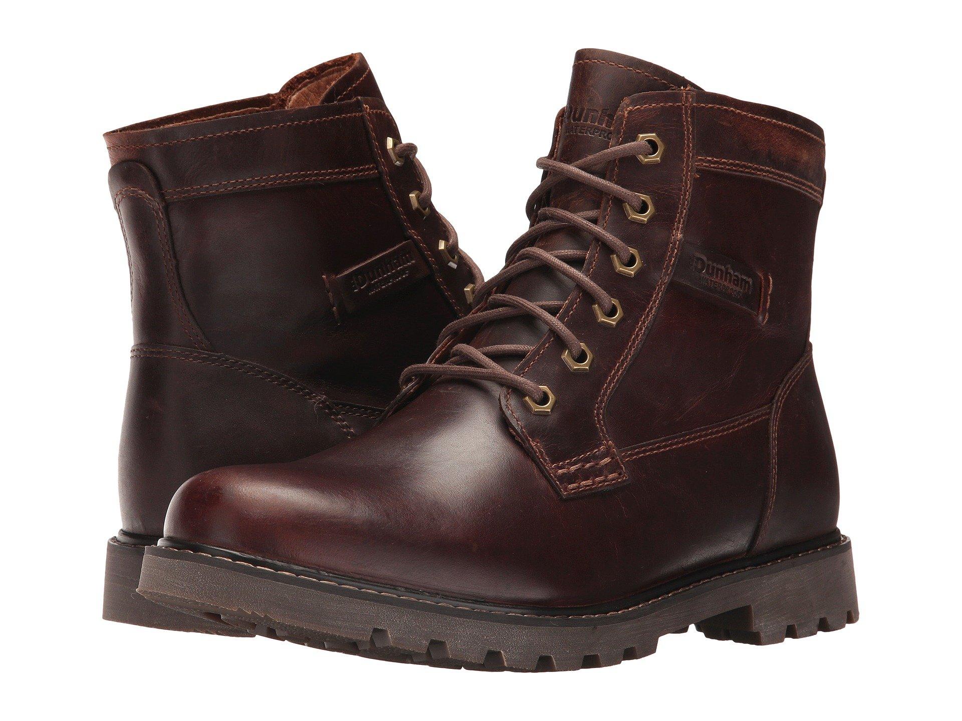 806e543ef Men s Dunham Boots + FREE SHIPPING