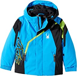 Spyder Kids - Mini Challenger Jacket (Toddler/Little Kids/Big Kids)
