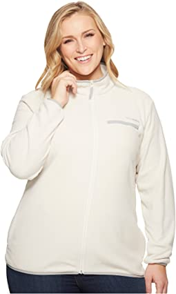 Plus Size Mountain Crest Full Zip