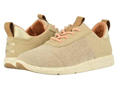 TOMS Cabrillo (Natural Heritage Canvas/Textured Twill) Women