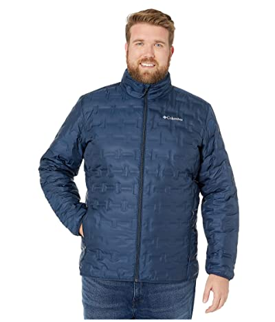 Columbia Big Tall Delta Ridgetm Down Jacket (Collegiate Navy) Men