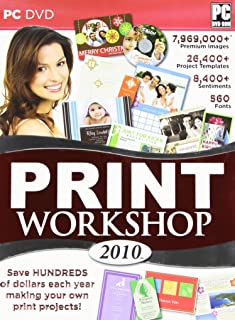 print workshop software