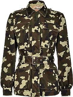 Pinko Luxury Fashion Womens 1B14CB8003SL0 Green Jacket | Spring Summer 20