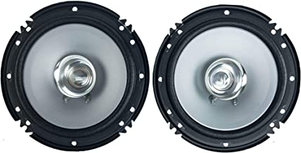 $29 » Kenwood KFC-1656S 300 Watt 6.5-Inch Dual Cone Stereo Car Audio Speaker (Pair)