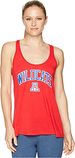 Arizona Wildcats Eco Swing Tank Top