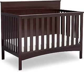 delta crib with mattress