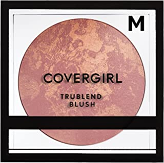 COVERGIRL truBlend Baked Powder Blush, Medium Rose 200 (Packaging May Vary)