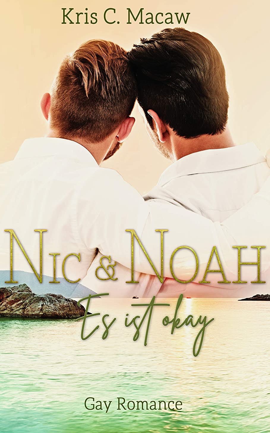 逃げる追い払う有害なNic & Noah: Es ist okay (German Edition)
