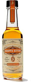 Scrappy's Bitters - Seville Orange, 5 ounces - Organic Ingredients, Finest Herbs and Zests, No Extracts, Artificial Flavor...