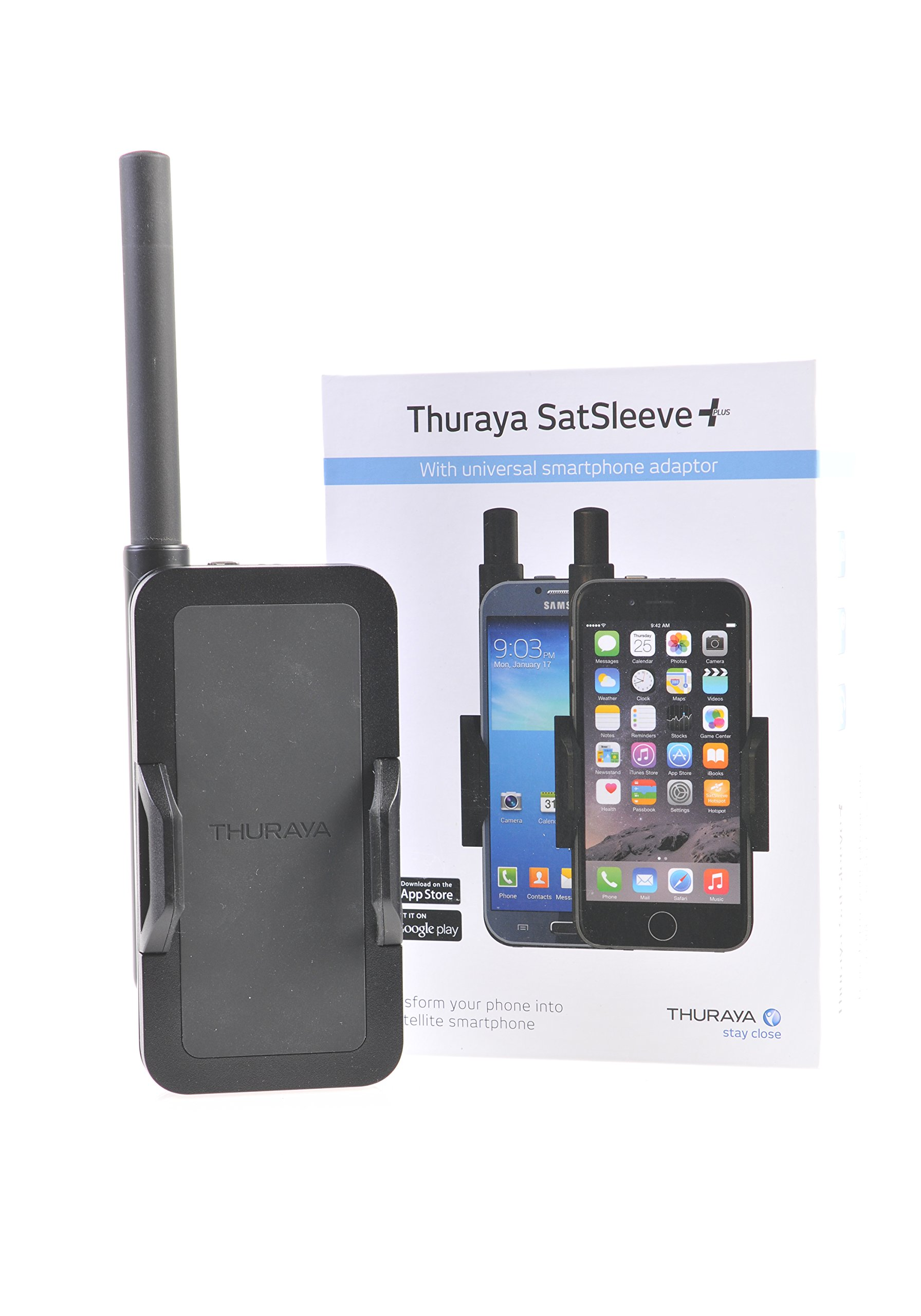 Thuraya satellite Satsleeve + (Plus) for Smartphones iPhone Android