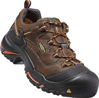 KEEN Utility - Men's Braddock Low (Soft Toe) Work Boot