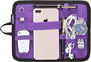 "Cocoon CPG7PR GRID-IT!® Organizer Small 7.25"" x 9.25"" (Purple)"