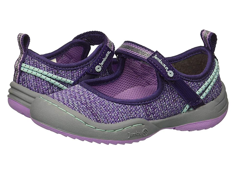 Jambu Kids Kalina (Toddler) (Purple) Girl