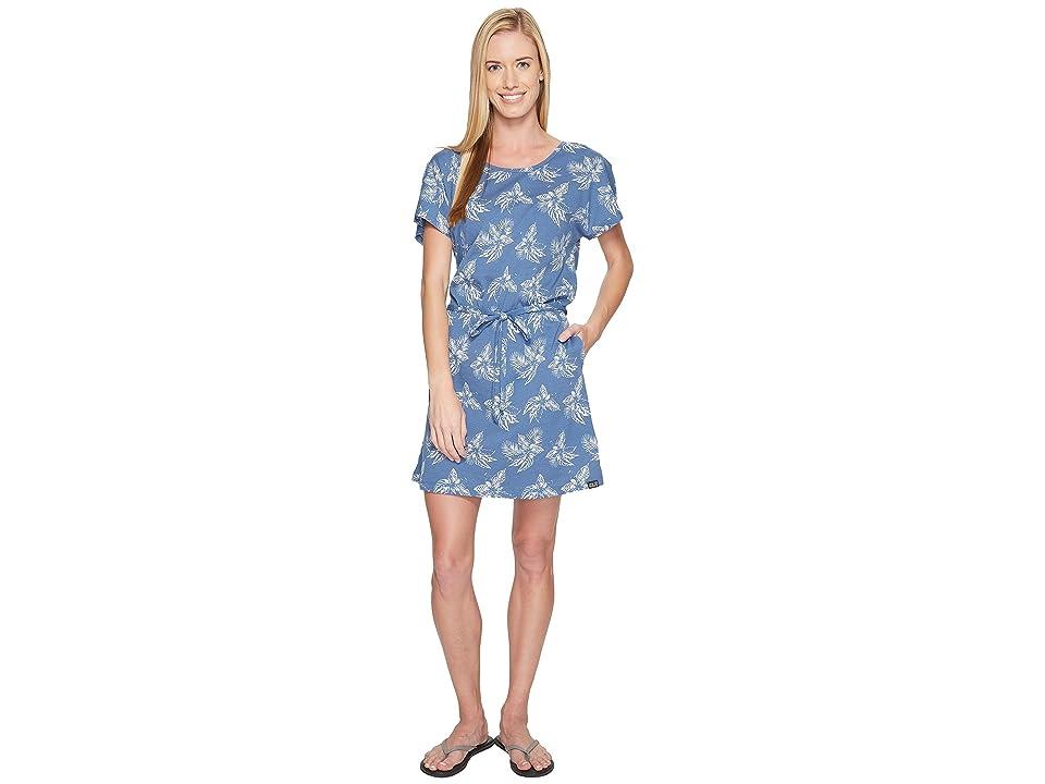 Jack Wolfskin Tropical Dress (Ocean Wave All Over) Women
