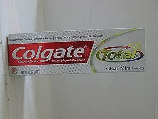 COLGATE TOTAL T/P CLEAN MINT 4.2 OZ, 2 pack