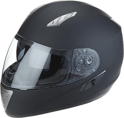 protectWEAR Casque Int/égral avec Visi/ère H520 Arrow Rt Noir Taille S