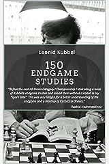 150 Endgame Studies (English Edition) eBook Kindle