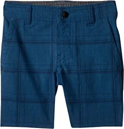 O'Neill Kids - Mixed Hybrid Shorts (Toddler/Little Kids)