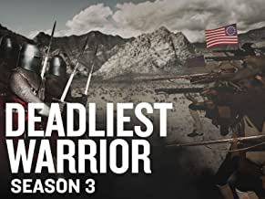 Deadliest Warrior Season 3
