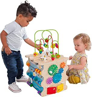KidKraft World of Eric Carle Very Busy Activity Cube