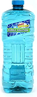 Sunny Days Entertainment Maxx Bubbles 1890ml Bubble Refill Solution, Highest Grade Solution Available in U.S. Comes in Mul...