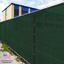 Best chain link fence grass slats Reviews