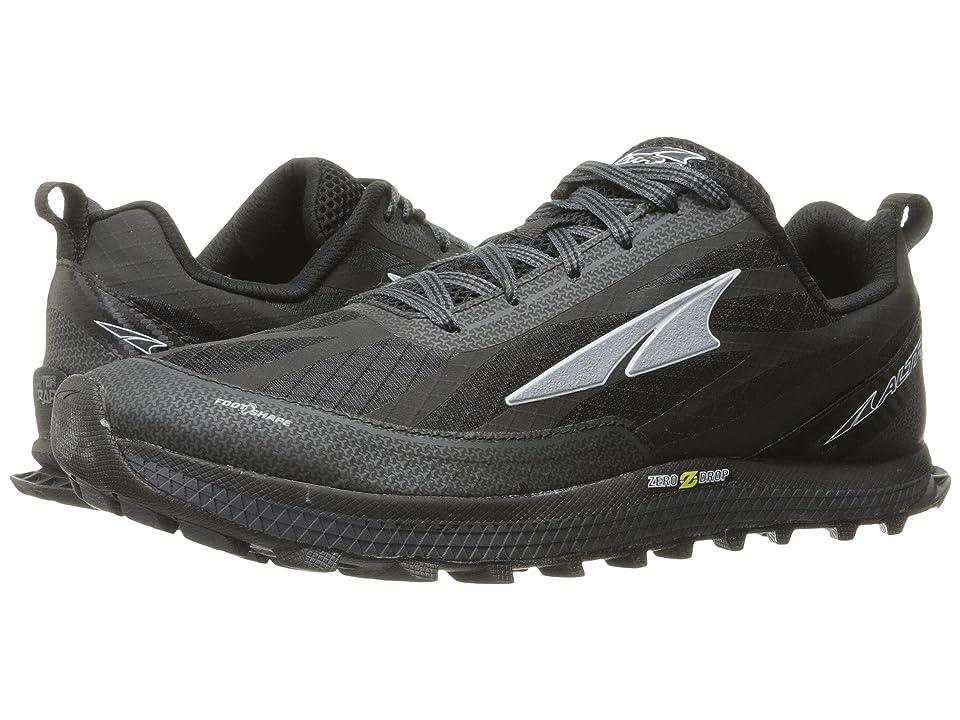Altra Footwear Superior 3 (Black/Yellow) Men