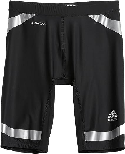 Amazon Com Adidas Pantalones Cortos De Techfit Powerweb Camiseta De Compresion Tight 3xl Clothing