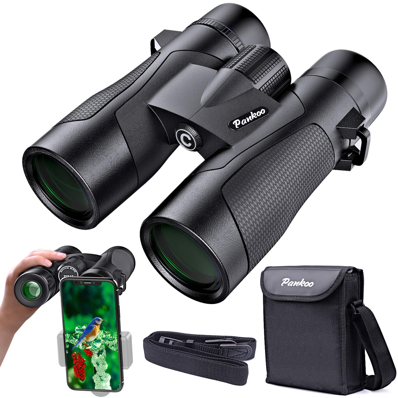 Binoculars Adults Pankoo Binocular Theater Waterproof Lightweight Compact Binoculars