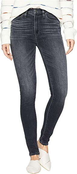 Barbara High-Waist Skinny Jeans in Villians