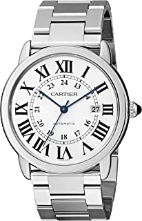 Best cartier mens automatic watches Reviews